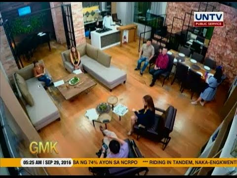 UNTV: Good Morning Kuya (September 29, 2016)