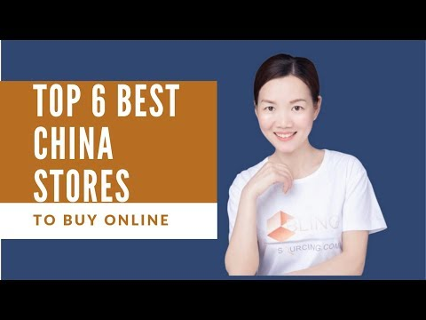 Top 6 Chinese Wholesale Websites- China Online Store (2019)