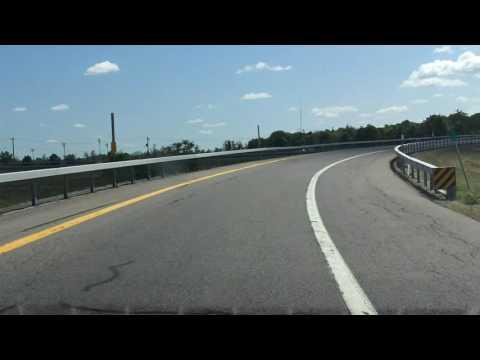 Interstate 290 (Exit 4) eastbound