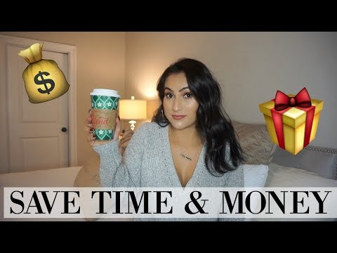 HOW TO CHRISTMAS AND SALES SHOP LIKE A BOSS  | SAVE TIME & MONEY | XoJuliana
