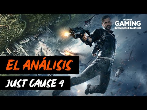 Análisis / Review Just Cause 4 - PC 60fps (Español)