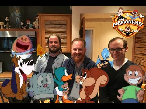 68a- Animanicast Episode 68a Animaniacs Discussion with Nate Luke Cody and Tom Ruegger