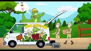 Till Sveaborg - Arne Alligator & Djungeltrumman