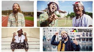 Cover images Ras Muhamad x Tóke x Promoe x Cali P - Jawara [Official Video 2020]