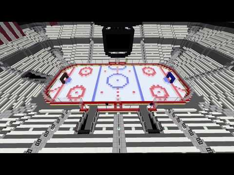 Minecraft Hockey: Official Game