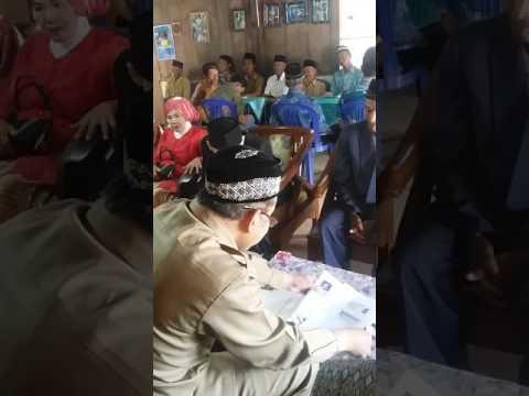 Muslihan nahil dan untari nikahan di desa pakah 1 ngawi jatim