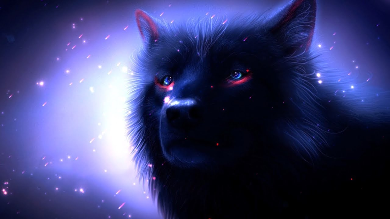 Cute Wolf Wallpaper Engine Free Animated Background Video Youtube