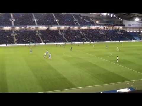 Brighton & Hove Albion v Wigan