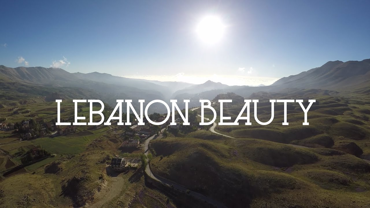 Lebanon's Complete Beauty   by Drone