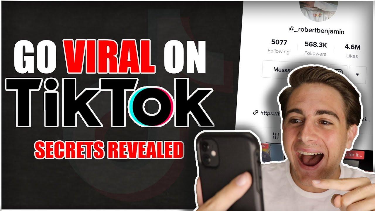 How To Go Viral on TikTok (SECRETS REVEALED)