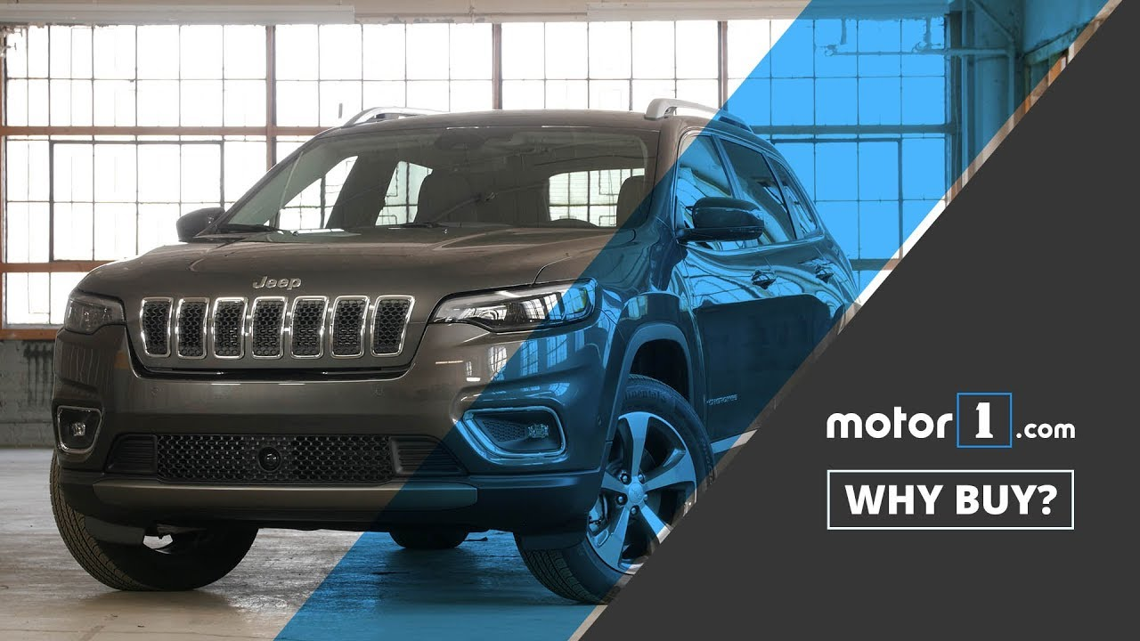 Why Buy 2019 Jeep Cherokee Review Youtube