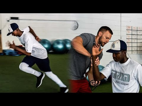 Speed Training for Younger Athletes | Overtime Athletes
