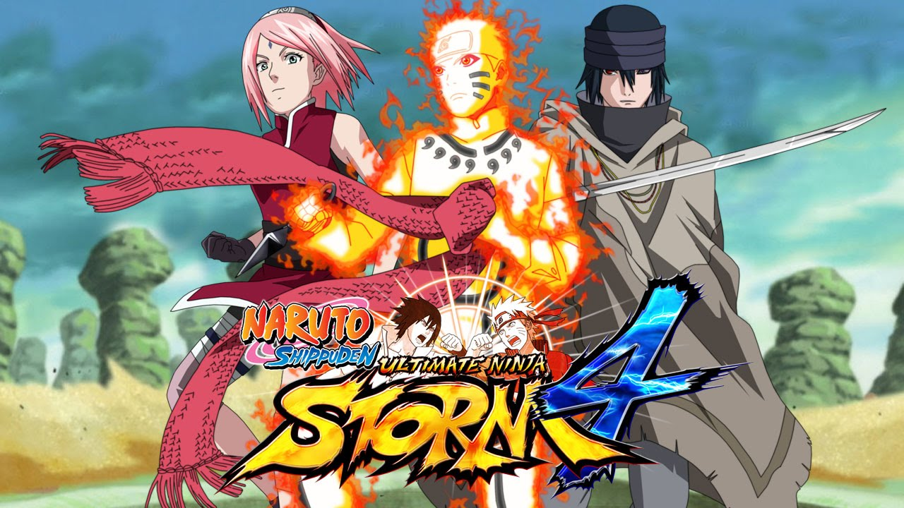 Naruto Shippuden Ultimate Ninja Storm 4 The Last Team 7 Vs War