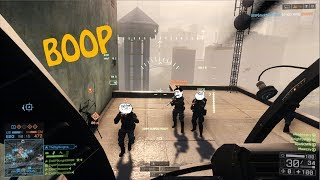 Booping Snipers! - Battlefield 4