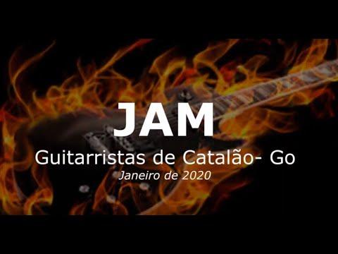 JAM Guitarrista de Catalão interior de Goiás.