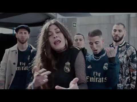 Rafflesia Arnoldi Araña testimonio  Adidas real madrid official music video if you create the noise the new  away, new kit by adidas ul2 - YouTube