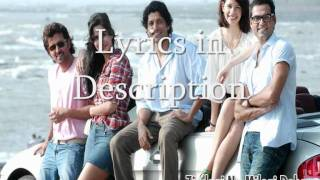 Ik Junoon (Paint It Red) - Full Song [With Lyrics] from Zindagi Na Milegi Dobara