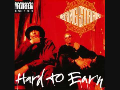 Клип Gang Starr - Intro