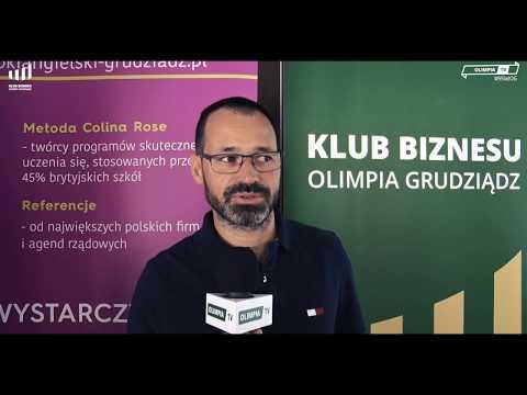 Śniadanie Klubu Biznesu Olimpii Grudziądz - czerwiec 2018