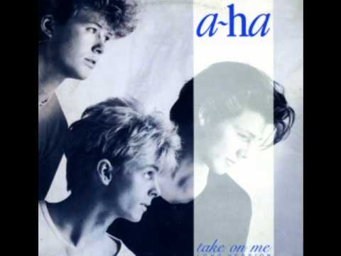 A-Ha - Take On Me (HQ audio)
