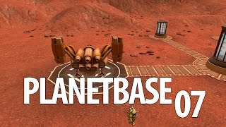Ungewissheit | Planetbase Lets Play #07 | Clym