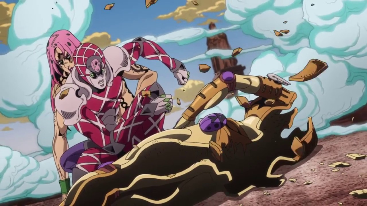 Jjba Golden Wind Master Of The Arrow Youtube I see why everyone like's part 5 lol it's a whole vibes. jjba golden wind master of the arrow