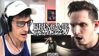 Nik Nocturnal & Alex Hefner React to Bring Me The Horizon | Visions |