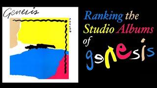 Ranking The Genesis Studio Albums
