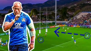 Italy Rugby s Greatest Number 8 Sergio Parisse