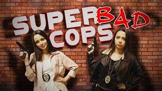 SUPER BAD COPS 1 - Merrell Twins