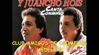 11 PALOMITA VOLANTONA - DIOMEDES DÌAZ & JUANCHO ROIS (1990 CANTA CONMIGO)