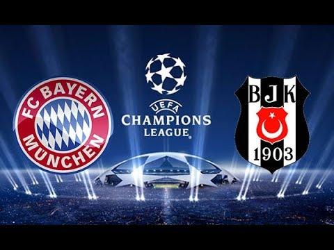 Match Sim / ¡PARTIDAZO! FC Bayern vs Besiktas / UEFA Champions League 2017-2018 Octavos de Final /