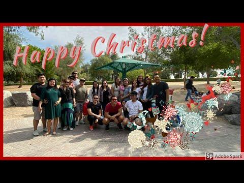 OFW Christmas Party 2019 feat. Al Mamzar Beach Park part 2 | Vlog79