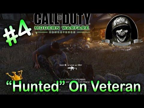 """Hunted"" On Veteran - Modern Warfare Remastered [1080 HD]"