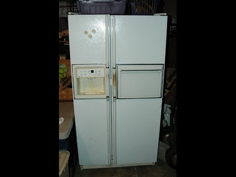 ge refrigerator defrost troubleshooting and heater repair