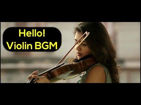 Hello Movie Violin BGM - Pleasant Music