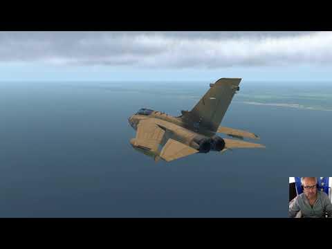Tornado GR4 On World Tour. Flight 77, Suriname