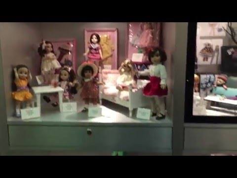 Tonner Doll Company - A Holiday Store Video Tour 2015