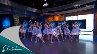 Download Video JKT48 Perform single Gingham Check MP3 3GP MP4