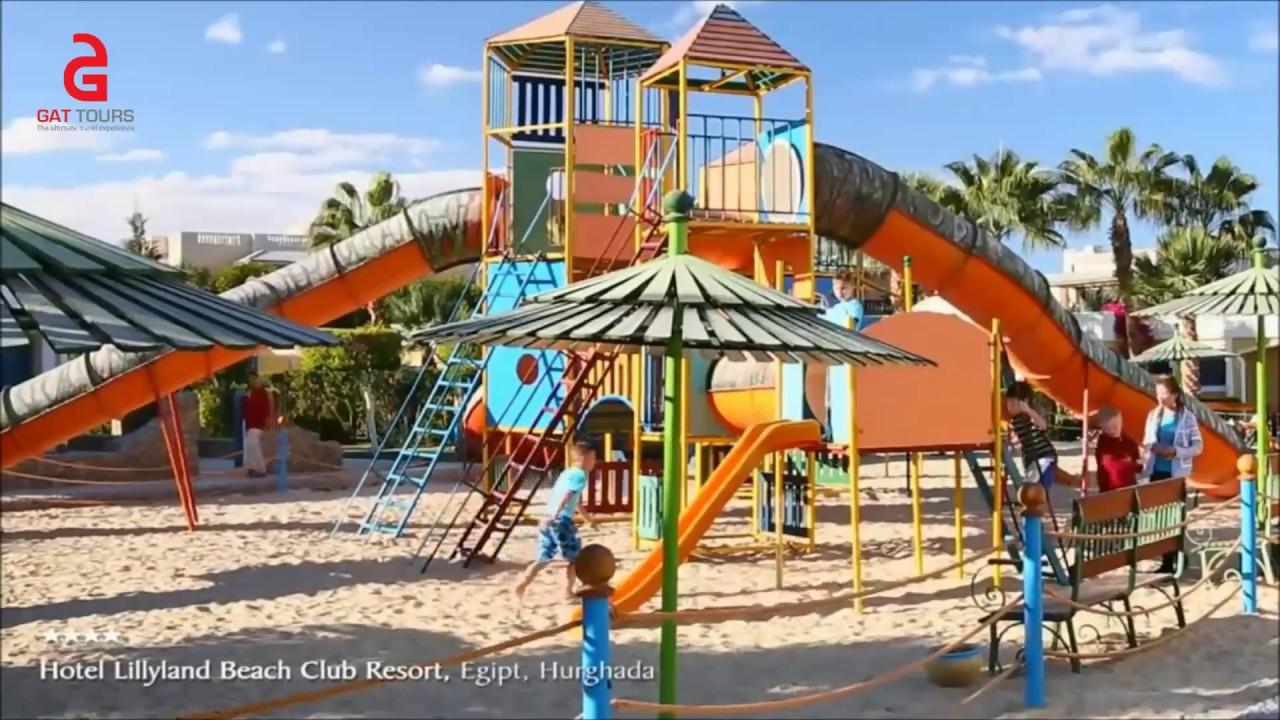 Lillyland Beach Club Resort
