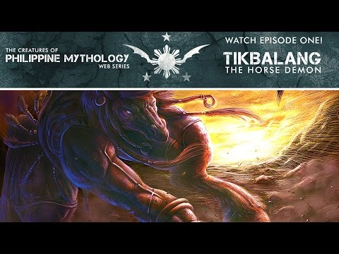 TIKBALANG: The Horse Demon  | Philippine Mythology Documentary