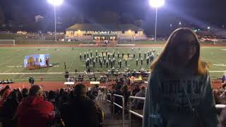 """Penn-trafford marching band 2018 """"our greatest neighbor ever"""""""