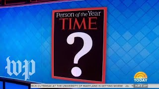 A brief history of Time's annual Person of the Year