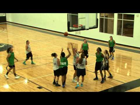 6'2'' JANELE PRICE CLASS OF 2015  INSTITUTE OF NOTRE DAME MD