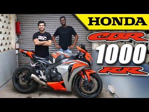Living With it Ep. No. 11 | Honda CBR 1000 RR Fireblade !!