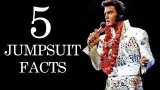 5 Surprising Facts About Elvis' Jumpsuits