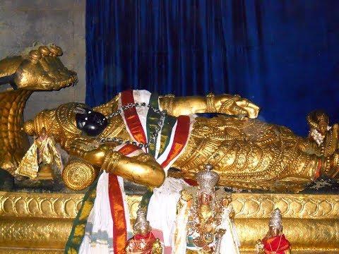 A Visit to Srirangam, Tiruchirapalli, Tamil Nadu, India