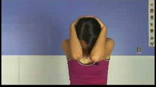 Yoga Breathing & Warm-Ups : Yoga Neck Stretch