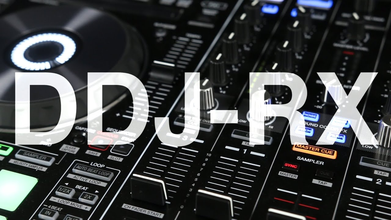 Download Pioneer DDJ-RX Review | Rekordbox DJ Controller