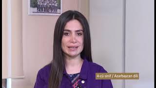 """""""Dərs vaxtı"""": 4-cü sinif dərsləri (10.04.2020)"""